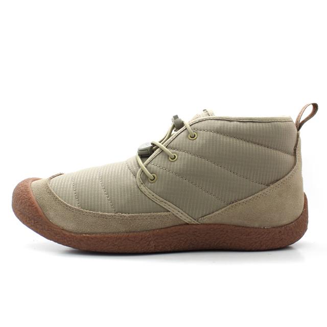 【SALE】 キーン ハウザー ツー チャッカ KEEN HOWSER II CHUKKA TIMBERWOLF/BISON メンズ ブーツ スニーカー 1023817