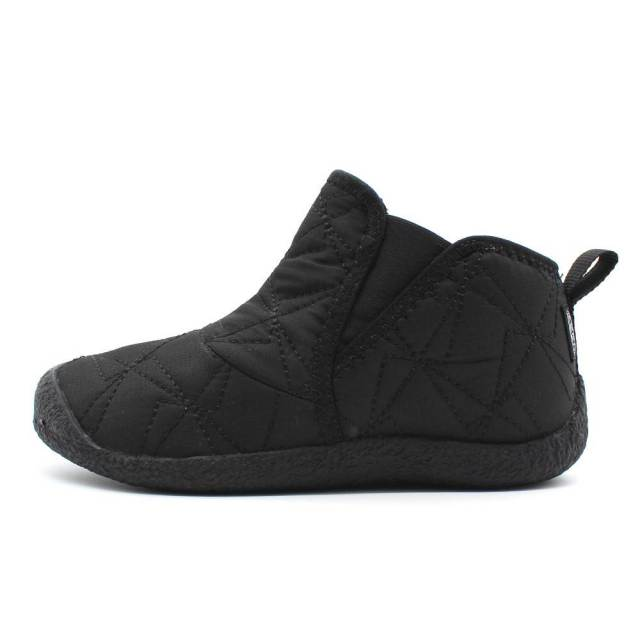 キーン ハウザー アンクルブーツ KEEN HOWSER ANKLE BOOT W-BLACK/BLACK レディース ブーツ 1025543