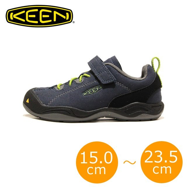 KEEN KIDS Jasper Midnight Navy/Macaw Y:1015207 C:1015211
