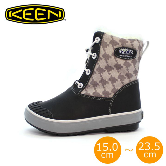 KEEN KIDS Elsa L Boot WP Y-1015489 C-1015492
