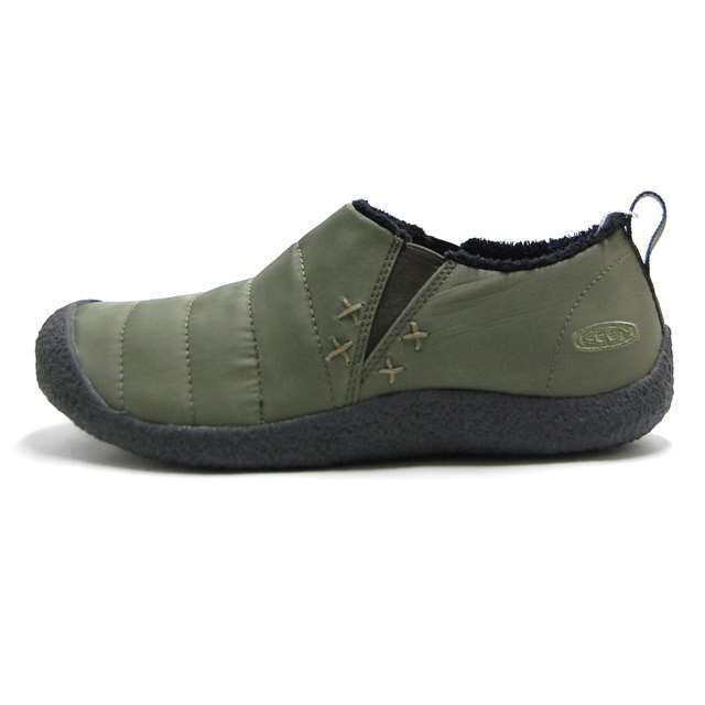 【30%OFF セール】 キーン KEEN メンズ スニーカー ハウザー2 Howser2 Dark Olive Green Moss 1017353