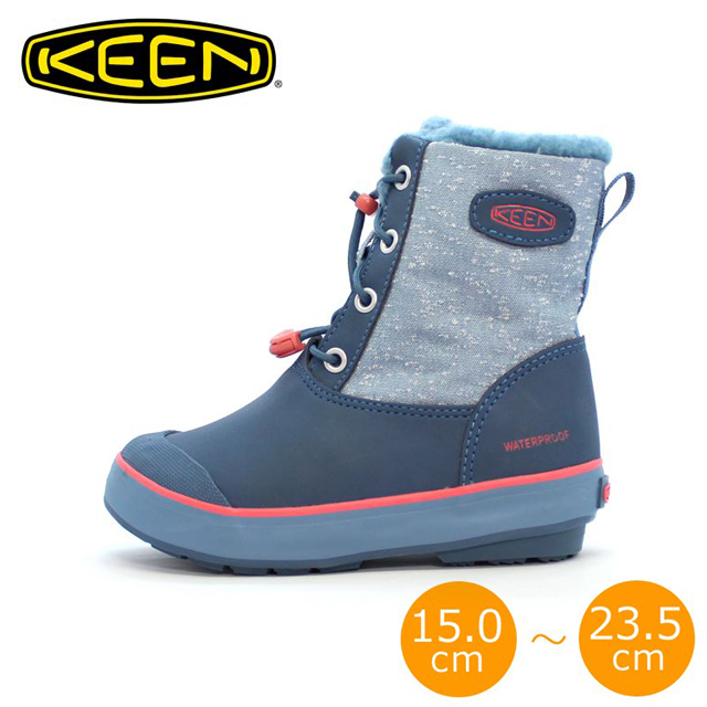 KEEN KIDS Elsa L Boot WP Y-1017522 C-1017524