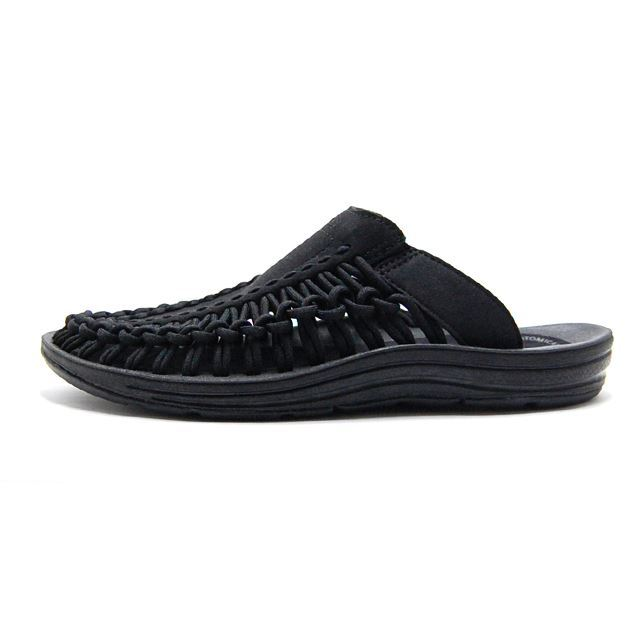 KEEN UNEEK SLIDE Black/Black 1017218