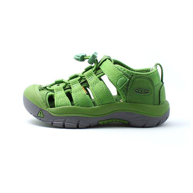 キーン KEEN サンダル キッズ リトルキッズ NEWPORT H2 ニューポート H2 Fluorite/Green 1018261