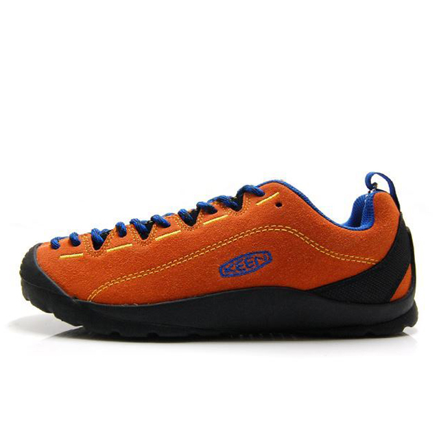 【30%OFF SALE】キーン ジャスパー KEEN JASPER Mandarine Orange/Nautical Blue レディース スニーカー 1021888