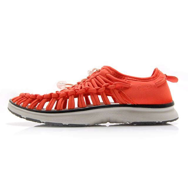 KEEN キーン UNEEK O2 ユニーク オーツー Tango Red/White 1020813