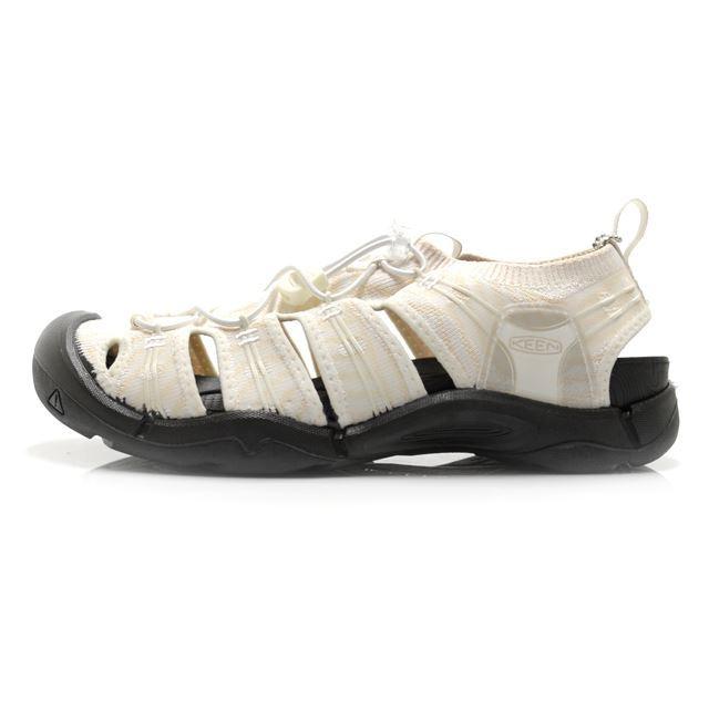 キーン エヴォフィット ワン KEEN EVOFIT 1 White/Black メンズ サンダル 1021396