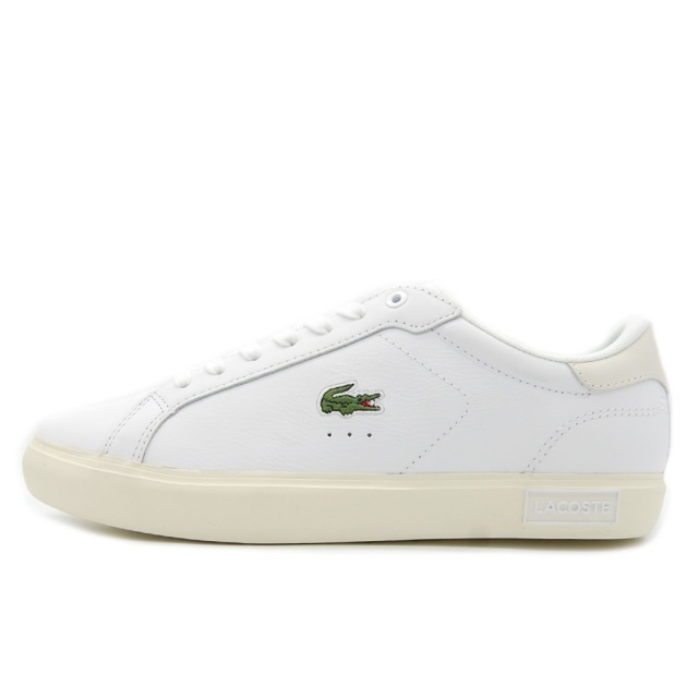 ラコステ LACOSTE POWER COURT WHT / OFF WHT メンズ スニーカー SM00311-65T