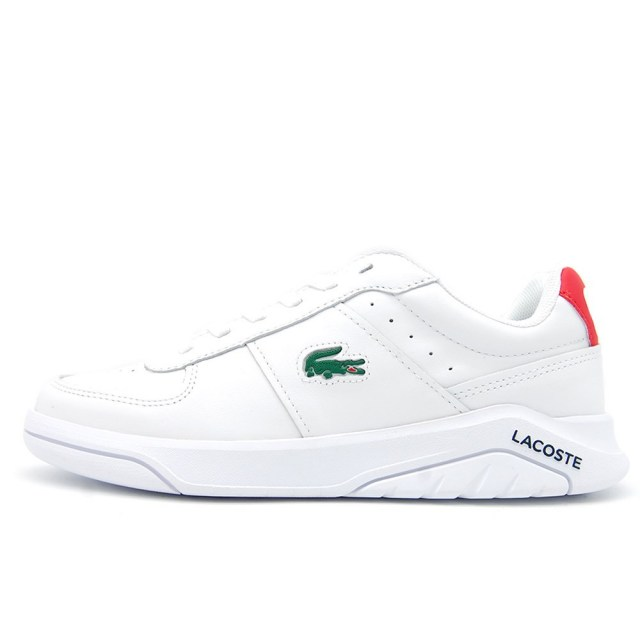 ラコステ LACOSTE GAME ADVANCE 0721 2 WHT / NVY / RED メンズ スニーカー SM00581-407