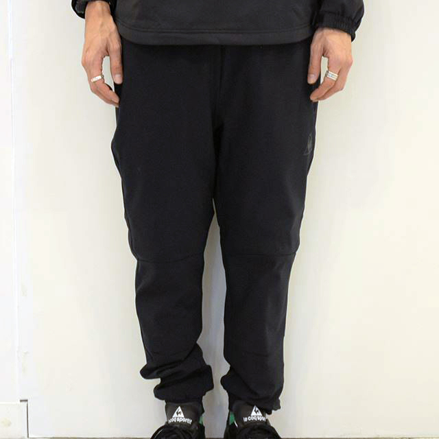 le coq sportif  TAPERED PANTS FOOTBALL PACK BLK QLMLJD20MT