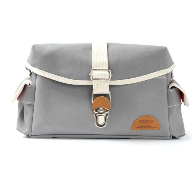 MOUTH カメラバッグ Delicious Tackle Bag デリシャス タックルバッグ MJS14035-GRAY