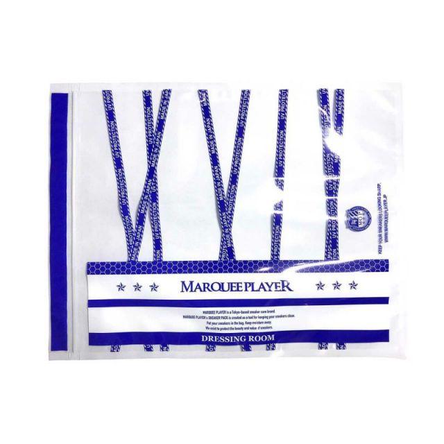 マーキープレイヤー スニーカー保管用パック(5枚set) MARQUEE PLAYER PACK DRESSING ROOM ケア用品 防水スプレー MP007