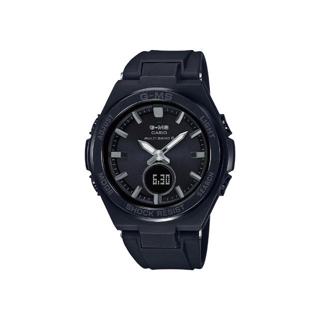 Baby-G ベビージー CASIO カシオ レディース 腕時計 G-MS MSG-W200G-1A2JF [BABY-G/ベビージー/防水/腕時計/GMS/電波ソーラー]
