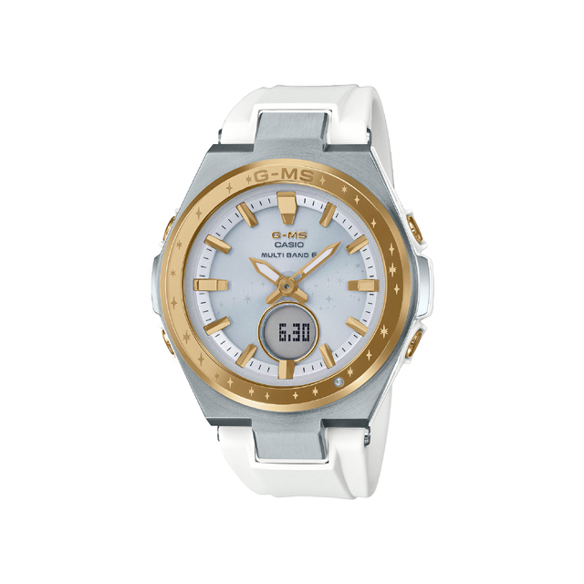 Baby-G ベビージー CASIO カシオ レディース 腕時計 G-MS MSG-W200 25th MSG-W225-7AJR [BABY-G/ベビージー/腕時計/G-MS/25TH]