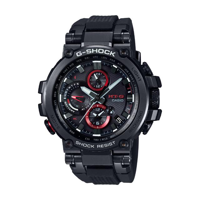 G-SHOCK ジーショック CASIO カシオ メンズ 腕時計 MT-G MTG-B1000B-1AJF [G-SHOCK/ジーショック/MTG/bluetooth/電波ソーラー]