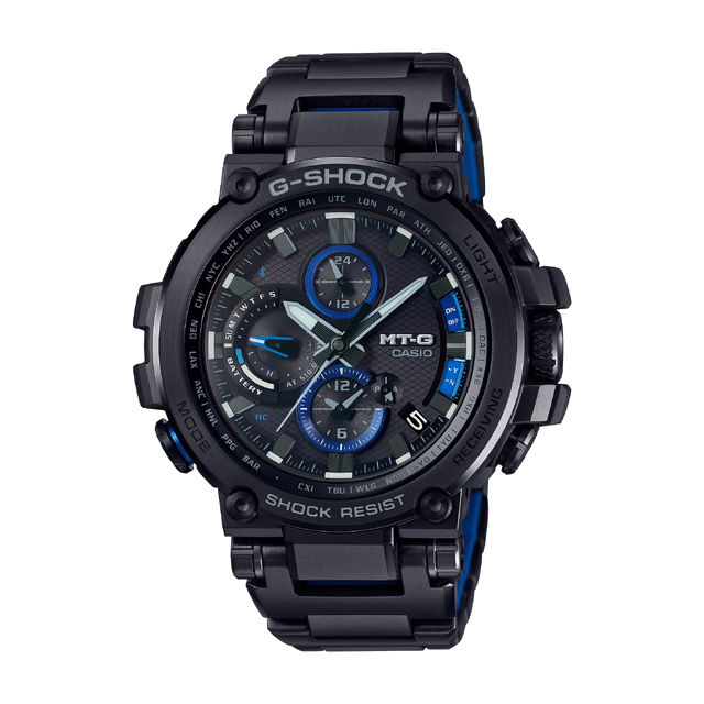 G-SHOCK ジーショック CASIO カシオ メンズ 腕時計 MTG MTG-B1000BD-1AJF [G-SHOCK/ジーショック/Bluetooth/MTG/防水]