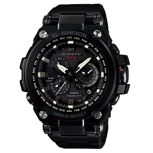 G-SHOCK ジーショック CASIO カシオ メンズ 腕時計 MTG-S1000BD-1AJF [国内正規販売店]