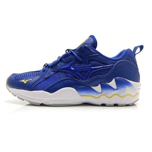 ミズノ ウェーブライダー1 MIZUNO WAVE RIDER1 BLUE RUNNING TRACK D1GA182627