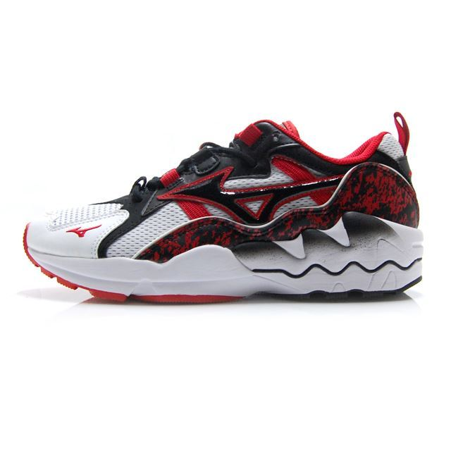 MIZUNO WAVE RIDER1 90sATHLETIC WHITE/BLACK/RED D1GA192509