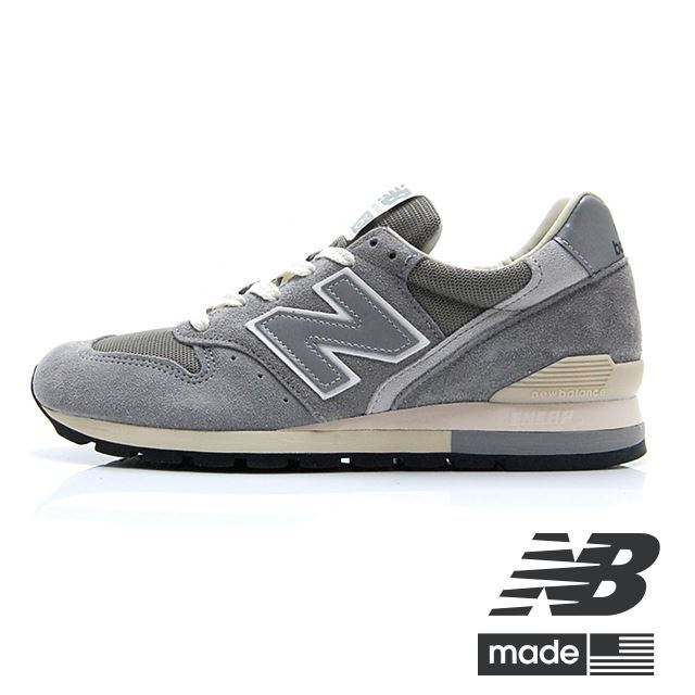new balance ニューバランス ML996 GRAY グレー MADE IN USA ML996DK