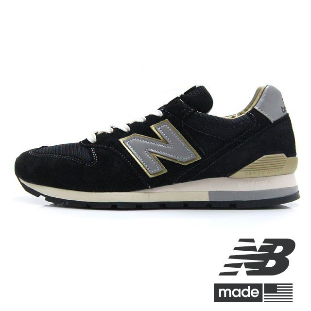 new balance ニューバランス ML996 BLACK ブラック MADE IN USA 30th Anniversary ML996EK