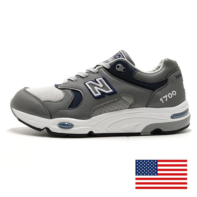 ニューバランス new balance メンズ スニーカー M1700 GRAY MADE IN USA 米国製 LIMITED MODEL M1700GRA