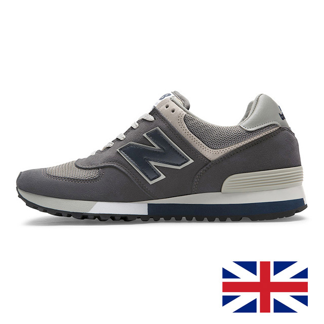 """new balance OM576 GRAY MADE IN UK LIMITED MODEl """"576 30th Anniversary"""" OM576OGG"""