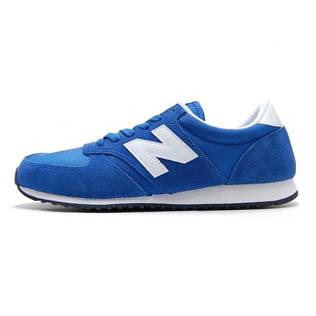 【30%OFF SALE】 ニューバランス new barance スニーカー メンズ U420 BLUE/WHITE ブルー U420BWN