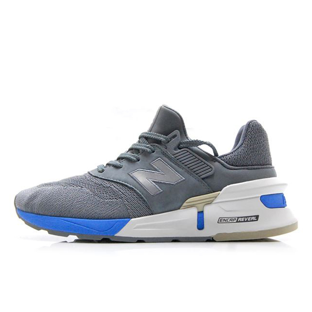 【30%OFF SALE】ニューバランス new balance MS997F GUNMETAL メンズ スニーカー MS997FHA