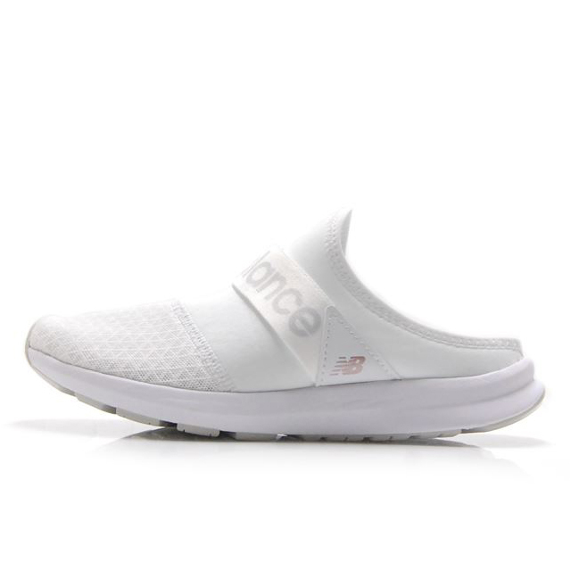 【30%OFF SALE】ニューバランス new balance FUEL CORE NERGIZE MULE W WHITE レディース スニーカー WLNRMLM1