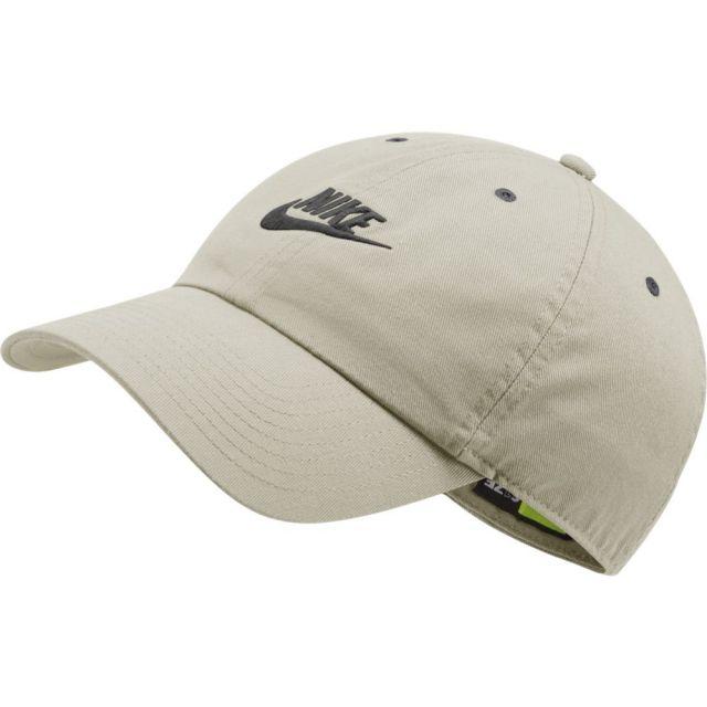 ナイキ ヘリテージ86 フューチュラ ウォッシュド NIKE ライトボーン/ブラック メンズ 帽子 913011-072