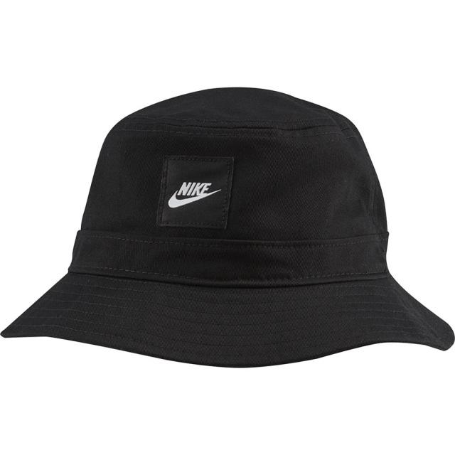 ナイキ スポーツウェア バケット キャップ NIKE ブラック メンズ レディース 帽子 CK5324-010