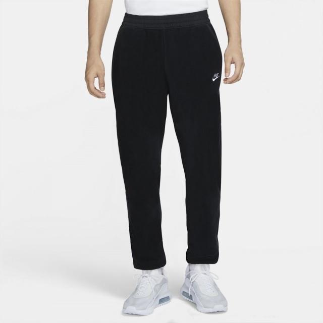 【SALE】ナイキ フリース パンツ NIKE ブラック/ホワイト メンズ パンツ CU4372-010