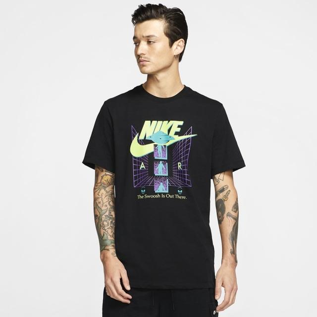 ナイキ スポーツウェア Tシャツ NIKE ブラック メンズ Tシャツ CU6949-010
