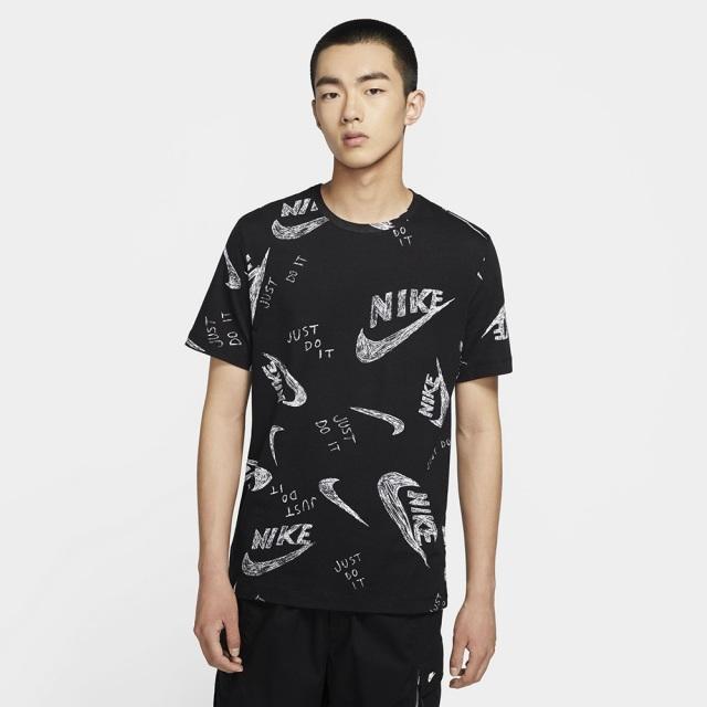 ナイキ AOP Tシャツ NIKE メンズ Tシャツ CU9084-010