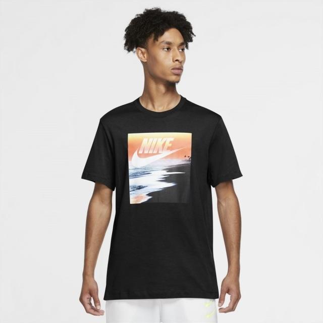 【SALE】 ナイキ サマーフォト 3 S/S Tシャツ NIKE ブラック メンズ Tシャツ CW0429-010