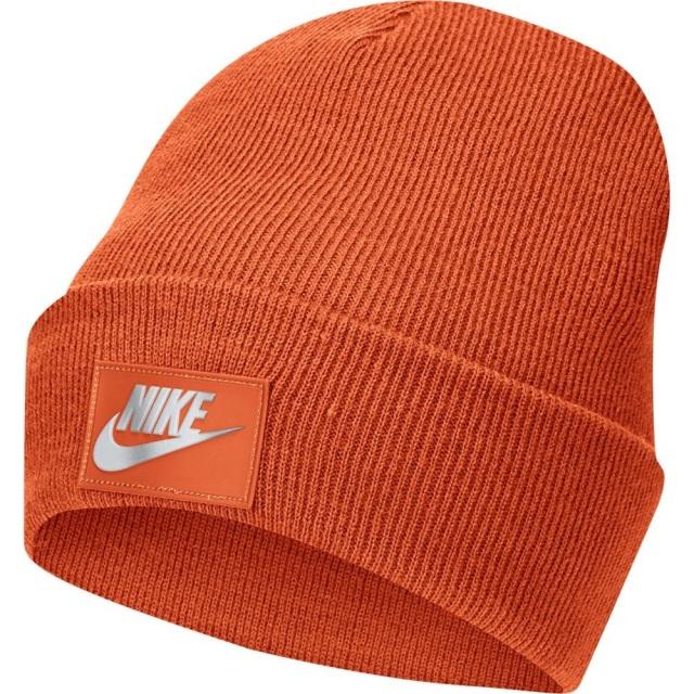 【SALE】 ナイキ NIKE CUFFED BEANIE ELECTRO ORANGE メンズ 帽子 DA2021-837