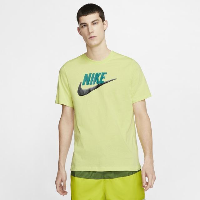 ナイキ ブランド マーク S/S Tシャツ NIKE ライムライト メンズ Tシャツ AR4994-367