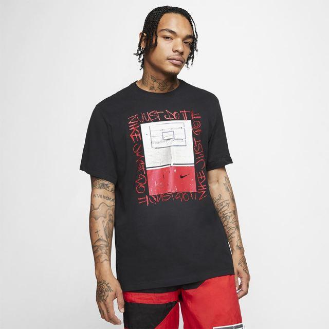 NIKE ナイキ メンズ ウェア フープ フォト Tシャツ CD1289-010
