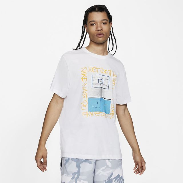 NIKE ナイキ メンズ ウェア フープ フォト Tシャツ CD1289-100