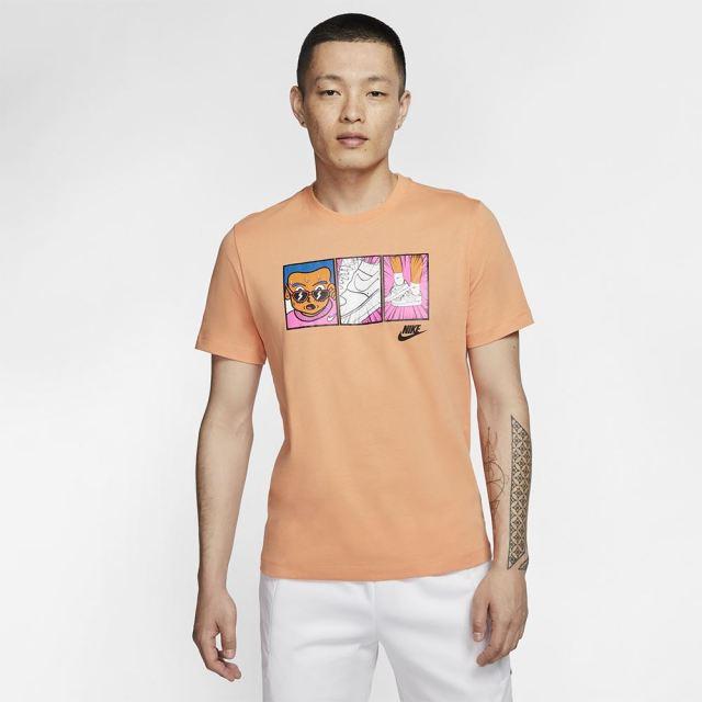 NIKE ナイキ メンズ ウェア NSW TEE FT1ILLUSTRATION Tシャツ CT6528-871