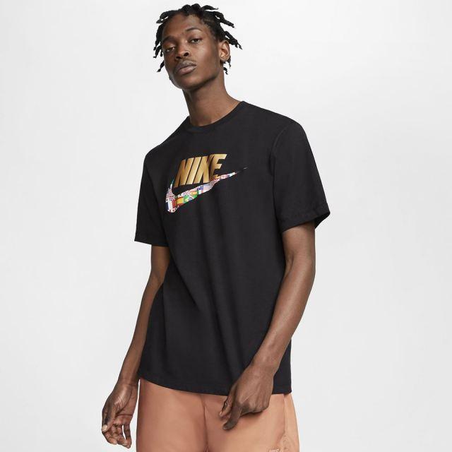 NIKE ナイキ メンズ ウェア プレヒート HBR Tシャツ ブラック CT6551-010