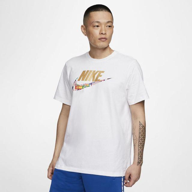 NIKE ナイキ メンズ ウェア プレヒート HBR Tシャツ ホワイト CT6551-100