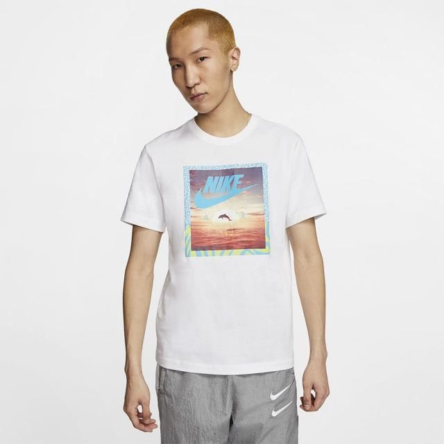 NIKE ナイキ メンズ ウェア アクアフォト Tシャツ CT6591-100