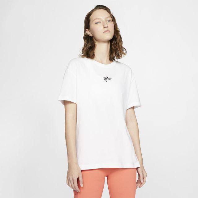 NIKE ナイキ ウィメンズ ウェア ウィメンズ BOY STREE Tシャツ CT8923-100