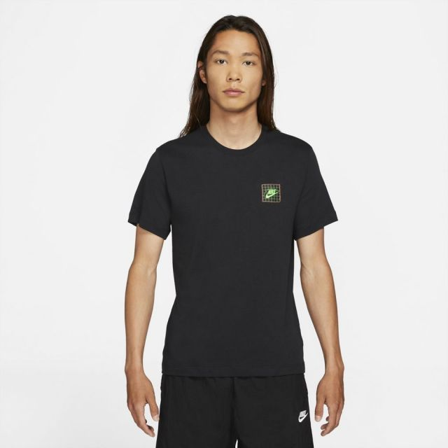 【SALE】 ナイキ NSW メンズ Tシャツ NIKE NSW MEN'S T-SHIRT BLACK メンズ Tシャツ DJ1377-010