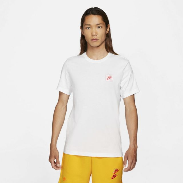 【SALE】 ナイキ NSW メンズ Tシャツ NIKE NSW MEN'S T-SHIRT WHITE メンズ Tシャツ DJ1377-100