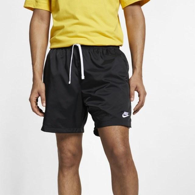ナイキ スポーツウェア ショートパンツ NIKE ブラック/ホワイト メンズ パンツ AR2383-010