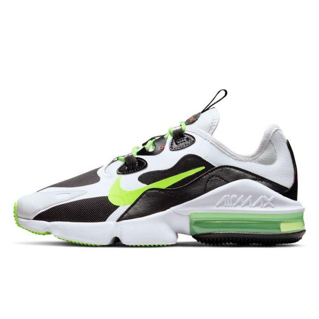 ナイキ エア マックス インフィニティ 2 NIKE Nike Air Max Infinity 2 PHOTON DUST/ELECTRIC GREEN メンズ スニーカー CU9452-001