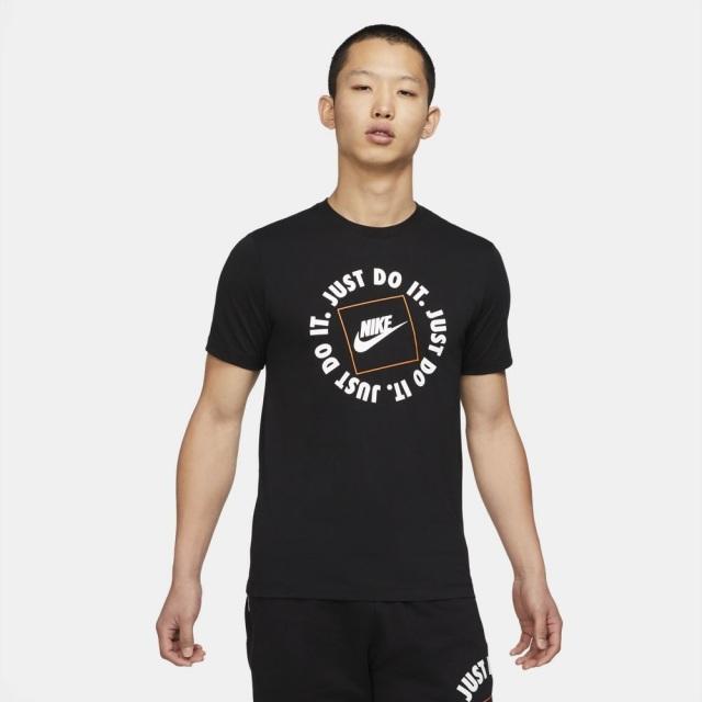 ナイキ NSW JDI ハイブリッド 1 S/S Tシャツ NIKE BLACK メンズ Tシャツ DA0239-010